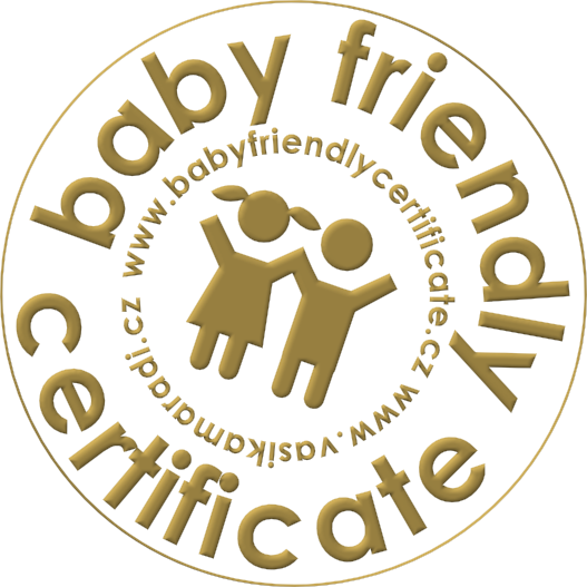 Baby friendly certifikate